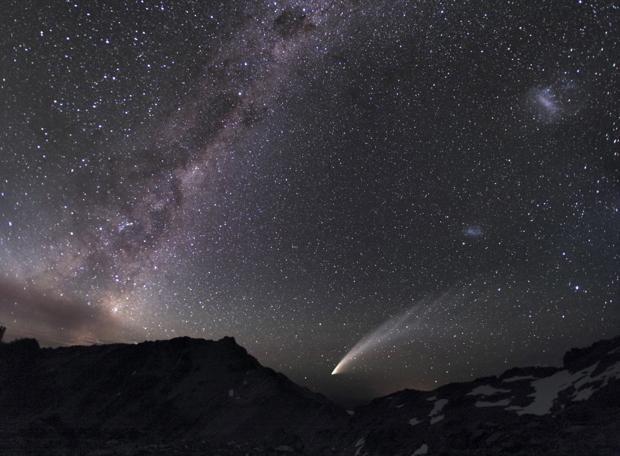 Comet McNaught 2